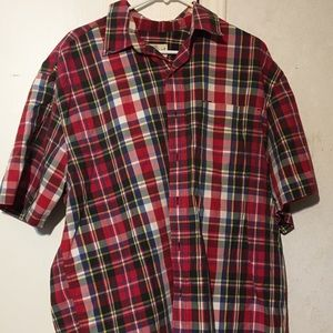 Men's Sz large dress shirt